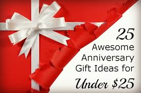 25 awesome anniversary gift ideas for under 25