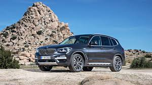BMW Convertible bmw suv colors : This Is (Officially) the 2018 BMW X3 - The Drive
