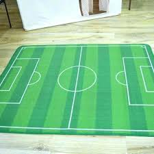 football area rug football field rug soccer kids cartoon playing children area football field rug football area rugs large