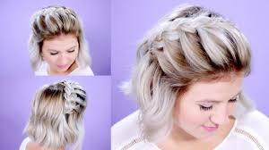 21 Cute Hairstyles For Short Hairmedium Length Hair Sensod In