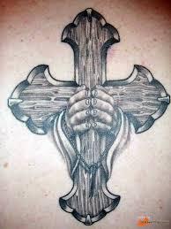 значение татуировки крест христианский кельтский крест с