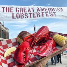 Lobster Fest at Hart Plaza in Detroit ...