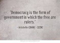 Quotes on Democracy on Pinterest | Democracy Quotes, Noam Chomsky ...