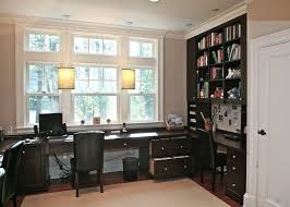home office built ins. built in desk ideas home office traditional with pendant lighting neutral wall ins r