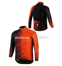 Specialized Element Rbx Comp Logo Junior Winter Cycling Jacket 2019