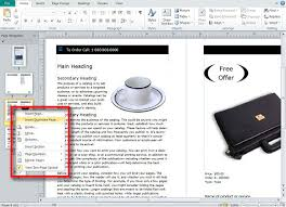 microsoft office catalog templates creating and publishing catalogs for your business using microsoft