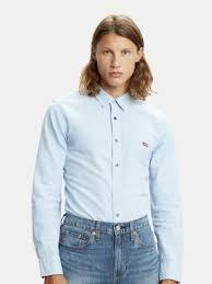 <b>Levi's Battery</b> long-sleeved shirt - Blue