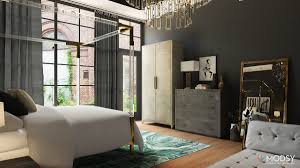 Old Hollywood Glamour Bedroom Modsy