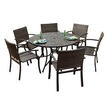 dining table costco fresh amazing round patio kitchen tables furniture xenia dining set costco pc