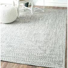 gray area rug plush rugs 8 grey and white throw olga 8x10 dark with regard to
