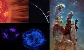 La NASA revela los sonidos más aterradores del universo