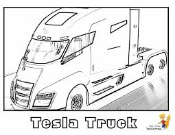 You will find coloring pages with such transportation on our website. Big Rig Truck Coloring Pages Free 18 Wheeler Boys Coloring Pages