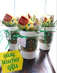 no kids so no teachers to appreciate but this site has lots of thoughtful thank you ideas