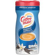 How do you feel about here are 20 of the best coffee creamer flavors you can buy, from one that tastes like ice cream to one made this creamer is packed with a proprietary keto bomb blend with mcts, sunflower oil powder, saffron. Nestle Coffee Mate Coffee Creamer French Vanilla Powder Creamer 15 Ounces Amazon Com Grocery Gourmet Food