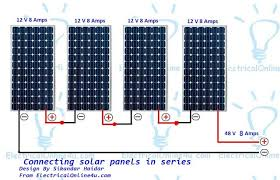 wiring diagram solar panel the wiring diagram connecting solar panels in series wiring diagram calculation wiring diagram