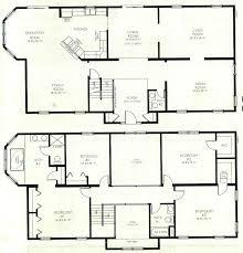 astonishing 2 story rectangular house plans 18 beautiful one net