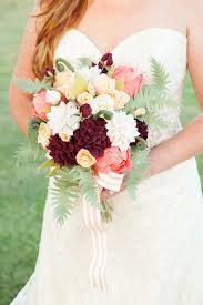 how to make the most gorgeous felt flower wedding bouquet ever
