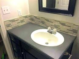 can you paint bathroom how to countertops