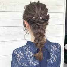 ドレスに合うヘアスタイル髪の長さ別にアレンジ方法を紹介 Sucle