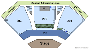 Alpine Valley Detailed Seating Chart With Seat Numbers Cheap Alpine Valley Music Theatre Tickets