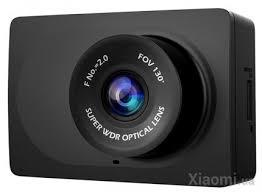 <b>Видеорегистратор Xiaomi YI Compact</b> Dash Camera Black YCS1 ...