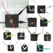 diy wall clock movement mechanism