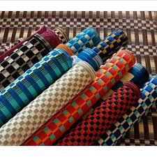 various pretty colors of polypropylene rugs for floor decoration ideas