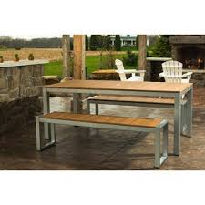 modern outdoor dining furniture. Contemporary Furniture Katreesha Modern Outdoor Dining Table In Furniture