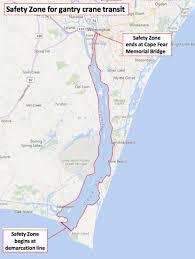 Coast Guard Will Temporarily Close Cape Fear To All Traffic