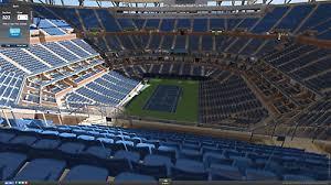Arthur Ashe Stadium Seating Chart Lower Promenade Us Open Tennis Arthur Ashe 08 28 12 00 Pm Session 3 Lower