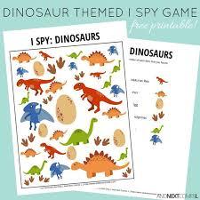 Printable I Spy Worksheets For Kids - Printable Pages
