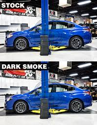 Front Sidemarker Blackout / Tinted Overlay - 2015+ WRX / 2015+ STI ...
