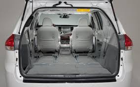 2012 Toyota Sienna - Information and photos - ZombieDrive