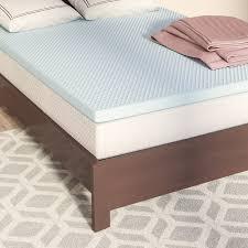 memory foam bed topper. 2\ Memory Foam Bed Topper