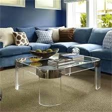 expanding coffee table exclusive glass extending tokyo clear top full size