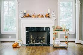 candles for fireplace mantel astonish decorate your fashionable hostess home design 7