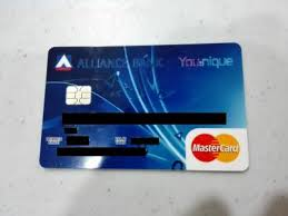 Complete purchase must be made on the big o tires® credit card. Alliance Bank Credit Card