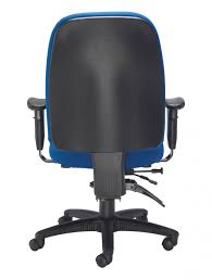 fabric office chairs with arms. Office Chairs - Vista Fabric Chair CH0903RB Enlarged View With Arms