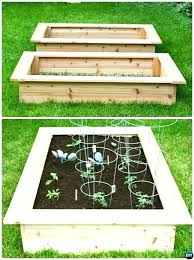 build a raised garden bed. Plastic Garden Beds Raised Bed Plans Full Image For Planter . Build A