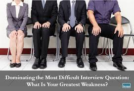 Dominating The Most Difficult Interview Question What Is Your
