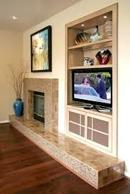 tv cabinet with fireplace fireplace hearth designs family room transitional with built in cabinets custom tv