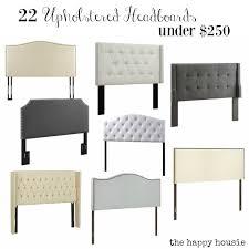 cheap upholstered headboards.  Headboards 22upholsteredheadboardsunder250each For Cheap Upholstered Headboards I