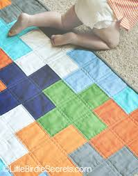 Baby Boy Quilt Patterns Free