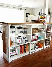 diy kitchen island this kitchen island is composed of an ikea butcher block and three