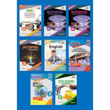Buku ini dapat membantu kegiatan belajarmu secara mandiri di rumah, karena. Buku Paket Kelas 9 Penerbit Erlangga Shopee Indonesia