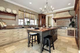 off white kitchen cabinets dark floors. White Kitchen Cabinets Brown Tile Floor Dark Floors On Tiles Ideas Off