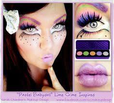 makeup makeup clowncute