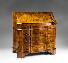 italian wood furniture. 18th C. Northern Italian Olive Wood Slant Front Bureau Desk From · « Furniture O