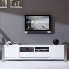 bmodern bmwht composer  contemporary tv stand in high