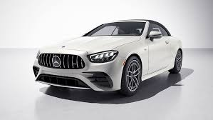 This version has 435 hp. 2021 Amg E 53 Cabriolet Mercedes Benz Usa